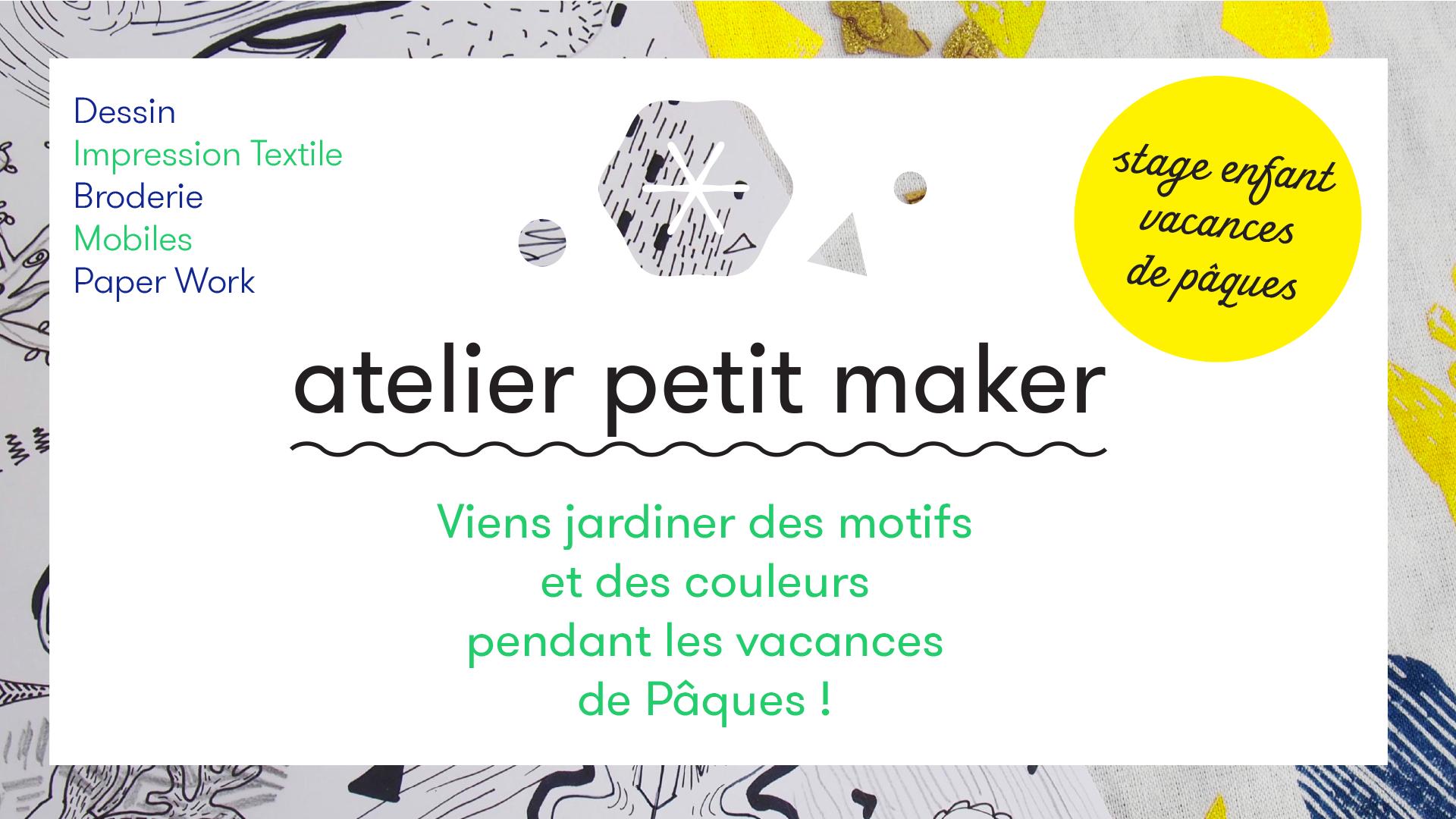 Make_it_marseille_stage_enfant_petit_maker_vacances_paques_printemps