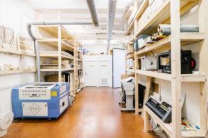 Coworking, makerspace, fablab, Espace de création partagé, fablab, coworking, atelier partagé