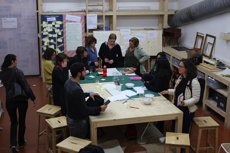 Espace de création partagé, fablab, coworking, atelier partagé, Design Thinking, coworking, atelier partagé, fablab makerspace, programmation citoyenne,