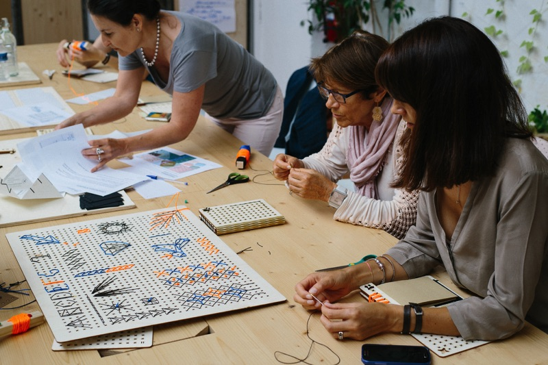 Espace de création partagé, fablab, coworking, atelier partagé, team building, animation événement