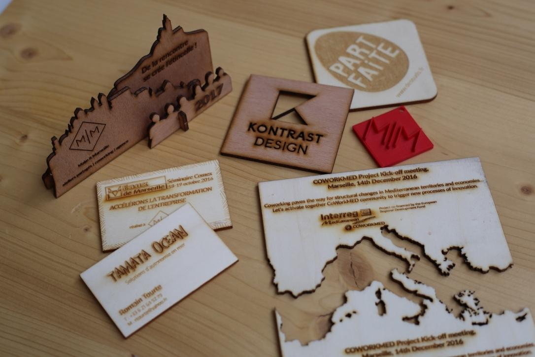 Espace de création partagé, fablab, coworking, atelier partagé, prototypage et usinage, coworking, makerspace, fablab marseille