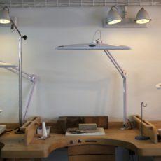 poste, bijoux, bijouterie, Orfèvre, artisanat, lampe, éclairage, lampe