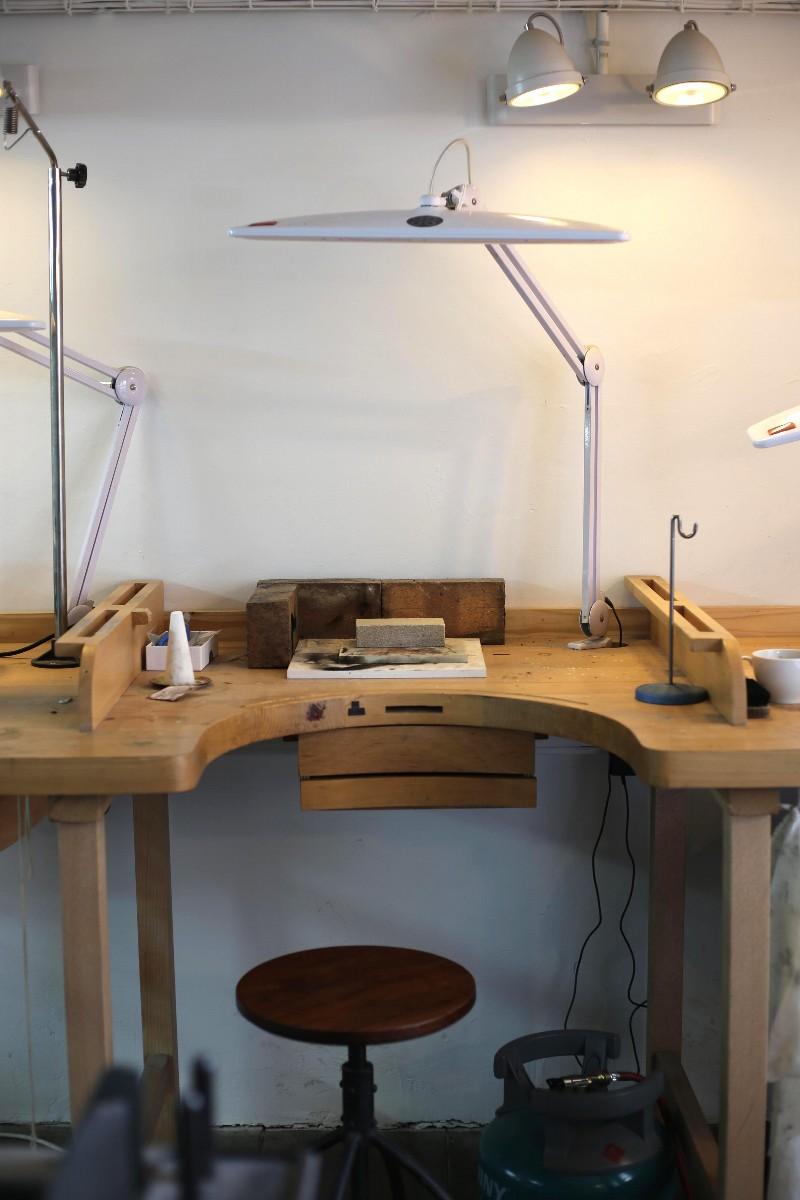poste, bijoux, bijouterie, Orfèvre, artisanat, lampe, éclairage, lampe, petit espace,