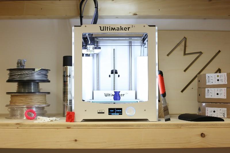 impression 3D, imprimante 3D, impression3D, octofiber, prototypage,prototype, filament 3D, 3D lac, PLA, ABS, ultimaker 2+, fablab