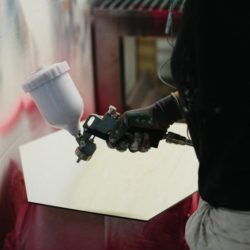 cabine peinture, finition meuble compresseur, pistolet, pression, tuyau, cabine peinture marseille