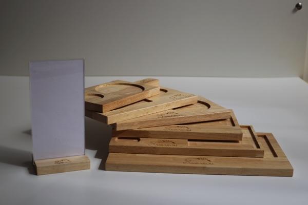 production numerique plateaux et socles, usinage de petite série make it marseille