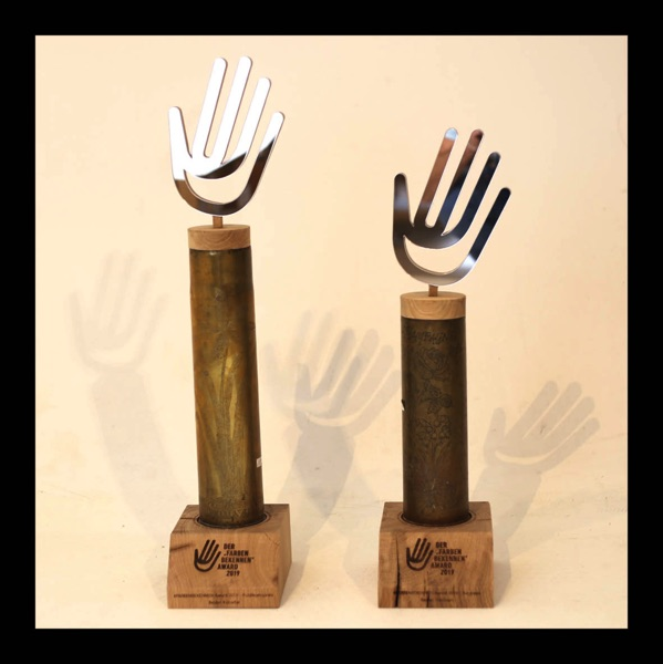 Trophées personnalisés, fabrication, ammar el beik, make it marseille,